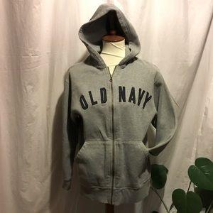 Old Navy zipper front hoodie
